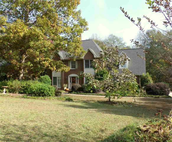 411 Thornhill Drive, Spartanburg, SC 29301 (#256880) :: Century 21 Blackwell & Co. Realty, Inc.