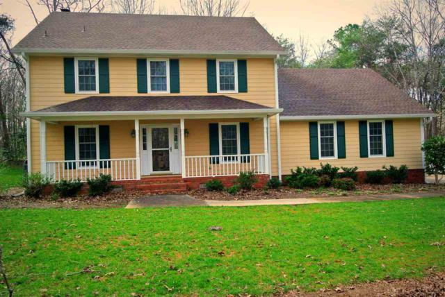 1008 Oak Creek Drive, Spartanburg, SC 29302 (#259324) :: Century 21 Blackwell & Co. Realty, Inc.