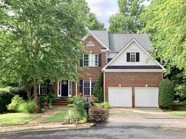 514 Grey Oaks Trail, Duncan, SC 29334 (#262174) :: Connie Rice and Partners