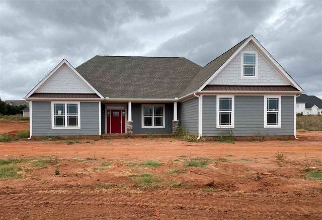 1780 Ballenger Road, Wellford, SC 29385 (#263523) :: Century 21 Blackwell & Co. Realty, Inc.