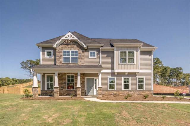 209 Rushing Waters Drive - Lot 96, Inman, SC 29349 (#264572) :: Connie Rice and Partners
