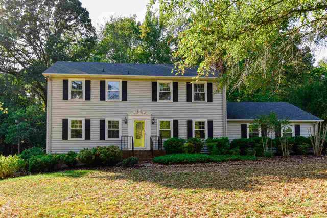127 Lakewood Acres Drive, Gaffney, SC 29341 (#264993) :: Connie Rice and Partners