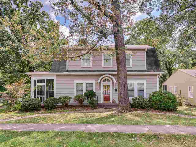 203 S Hampton Drive, Spartanburg, SC 29307 (#264999) :: Connie Rice and Partners