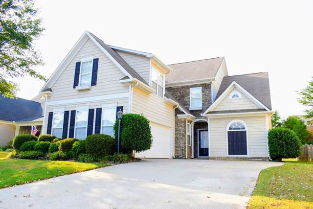 506 Drayton Hall, Duncan, SC 29344 (#265672) :: Connie Rice and Partners