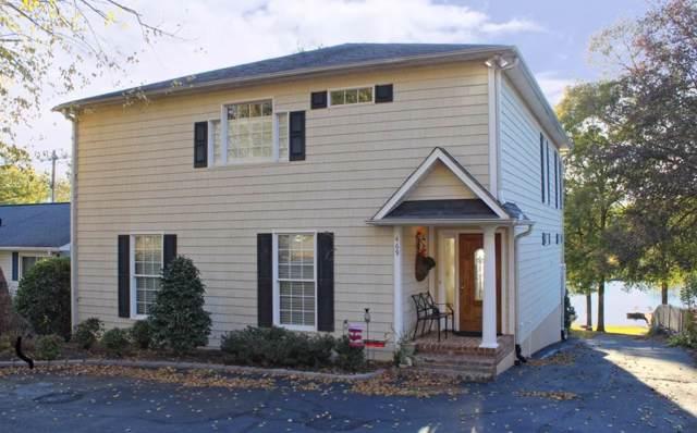 469 Coggins Shore Road, Inman, SC 29349 (#266569) :: Century 21 Blackwell & Co. Realty, Inc.