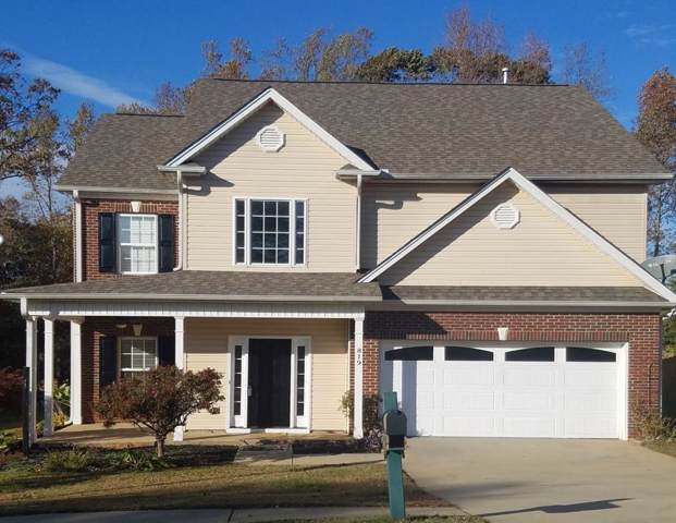 819 Bayshore Lane, Moore, SC 29369 (#266618) :: Connie Rice and Partners