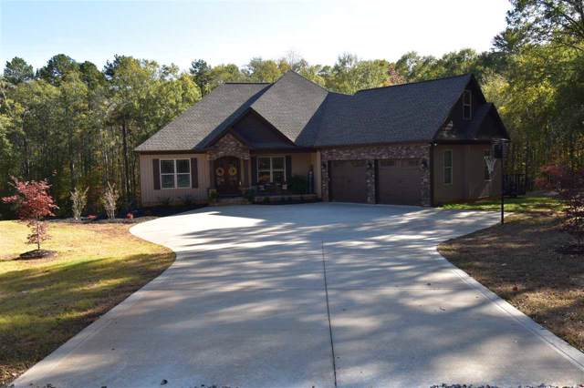 654 Casey Creek Rd, Chesnee, SC 29323 (#266693) :: Connie Rice and Partners