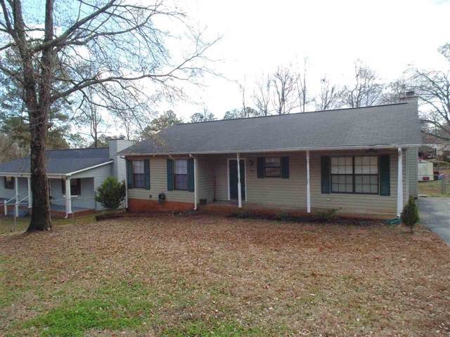540 Avon Dr, Spartanburg, SC 29303 (#267468) :: Connie Rice and Partners