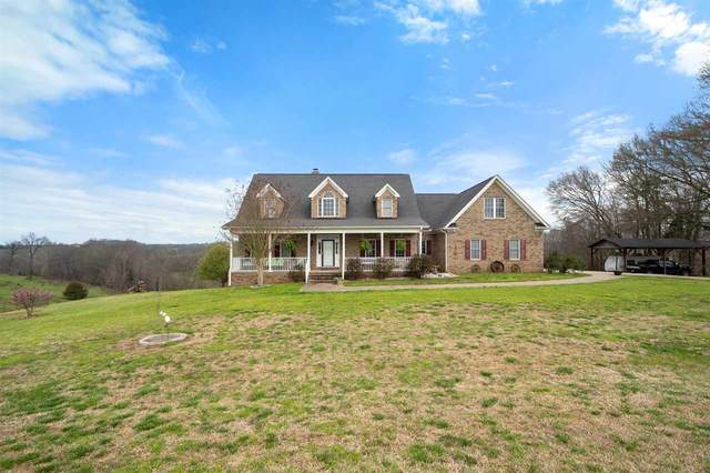 660 Aiken Rd, Woodruff, SC 29388 (#269811) :: Connie Rice and Partners
