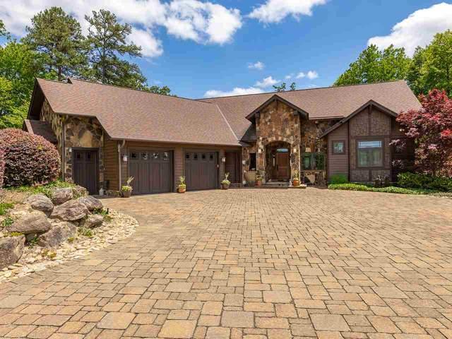 470 Highridge Parkway, Marietta, SC 29661 (#270020) :: Century 21 Blackwell & Co. Realty, Inc.