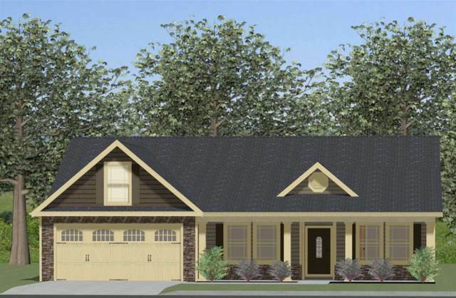 447 Silver Thorne Dr - Lot 14, Wellford, SC 29385 (#270641) :: Century 21 Blackwell & Co. Realty, Inc.