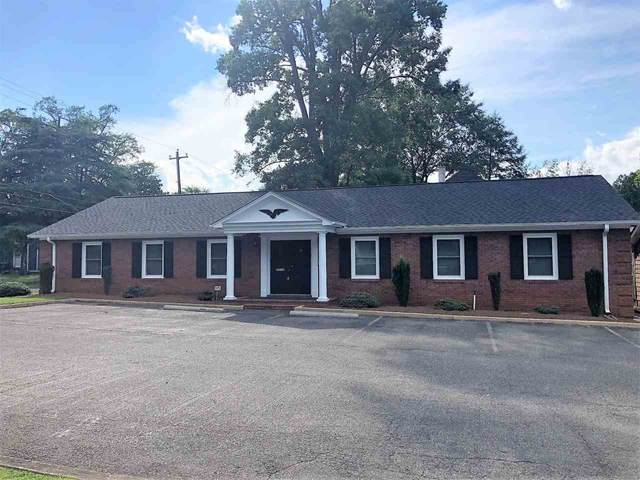 101 S Johnson St, Gaffney, SC 29340 (#271872) :: Century 21 Blackwell & Co. Realty, Inc.