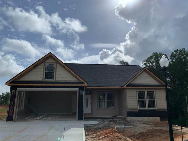 119 Marshfield Trail Lot 18, Simpsonville, SC 29680 (#272256) :: Century 21 Blackwell & Co. Realty, Inc.