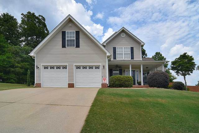 31 Chalice Hill Lane, Travelers Rest, SC 29690 (#272567) :: Century 21 Blackwell & Co. Realty, Inc.