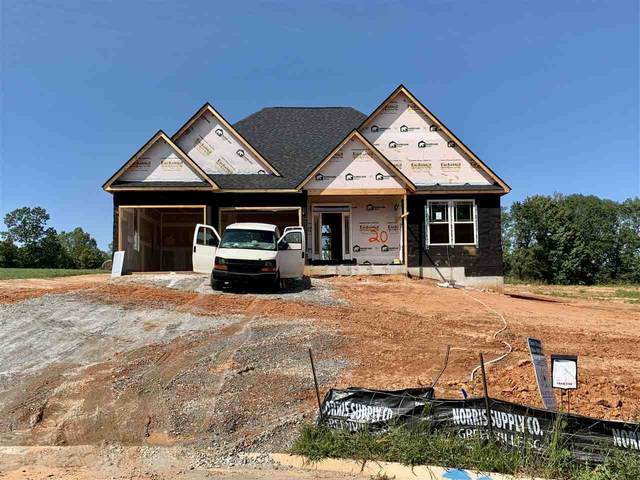 624 Bruce Harbor View Lane Lot 20, Lyman, SC 29365 (#273970) :: Expert Real Estate Team