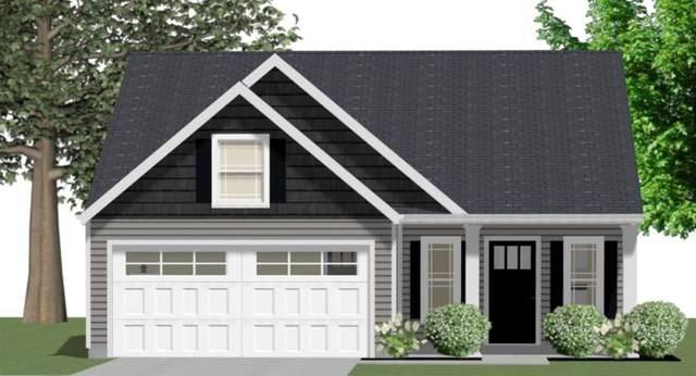 337 Danleigh Way Lot 39, Inman, SC 29349 (#274212) :: Expert Real Estate Team
