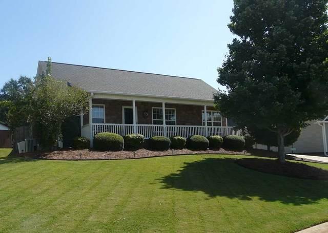 115 Harvest Ridge Drive, Inman, SC 29349 (MLS #274226) :: Prime Realty