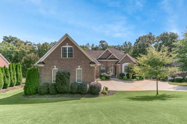 709 Mosswood Lane, Spartanburg, SC 29301 (#274324) :: DeYoung & Company