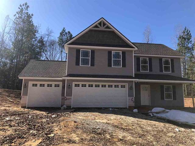750 Old Canaan Road, Spartanburg, SC 29306 (#274846) :: Expert Real Estate Team