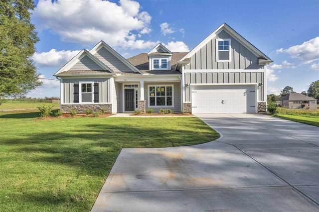 541 Cox Rd., Greer, SC 29651 (#275024) :: Expert Real Estate Team
