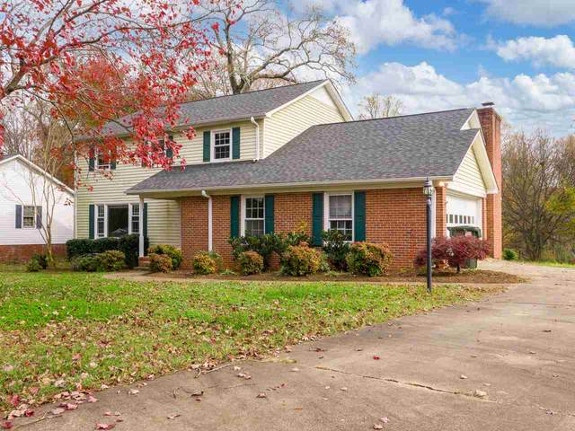 11 Persimmon Hill, Spartanburg, SC 29301 (#276465) :: Expert Real Estate Team