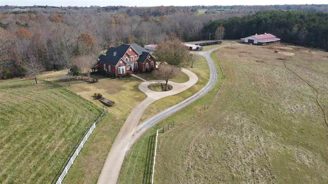 400 Lewis Road, Chesnee, SC 29323 (#276824) :: DeYoung & Company