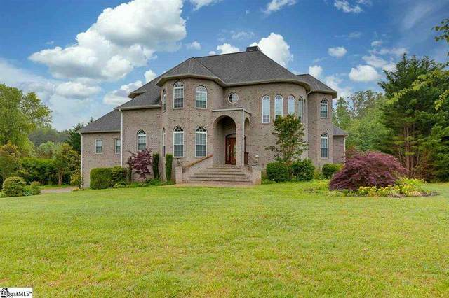 8 Mandarin Circle, Taylors, SC 29687 (#278552) :: Rupesh Patel Home Selling Team | eXp Realty