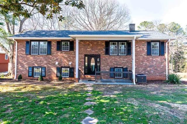 1016 Melody Lane, Spartanburg, SC 29303 (#278621) :: Rupesh Patel Home Selling Team | eXp Realty