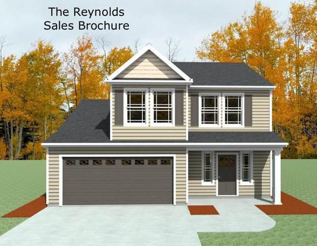 385 Timberwood Drive Lot 8, Woodruff, SC 29388 (#278950) :: Modern