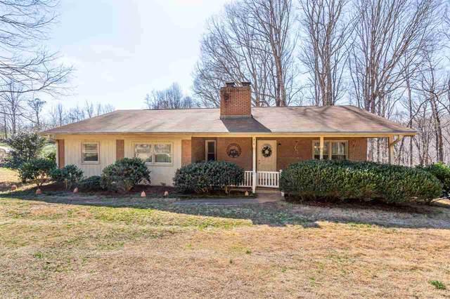 809 N Highway 101, Landrum, SC 29356 (#278988) :: Rupesh Patel Home Selling Team   eXp Realty