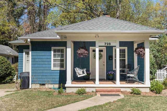 728 Hollywood Street, Spartanburg, SC 29302 (#279472) :: Rupesh Patel Home Selling Team   eXp Realty