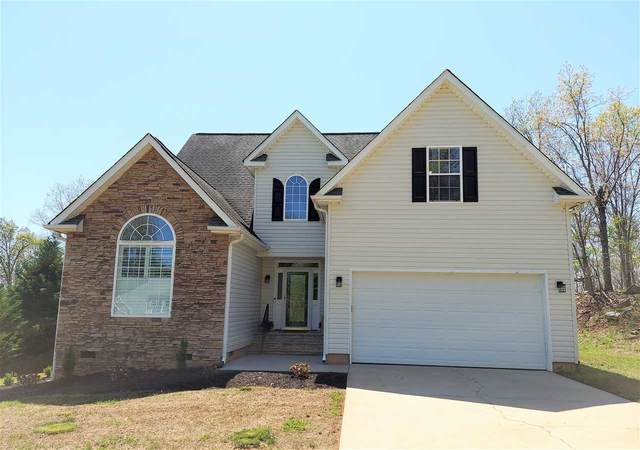 1094 Burdette Rd., Gray Court, SC 29645 (#279532) :: Rupesh Patel Home Selling Team | eXp Realty