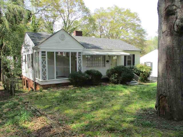 110 Rosemary, Spartanburg, SC 29301 (#279582) :: Expert Real Estate Team