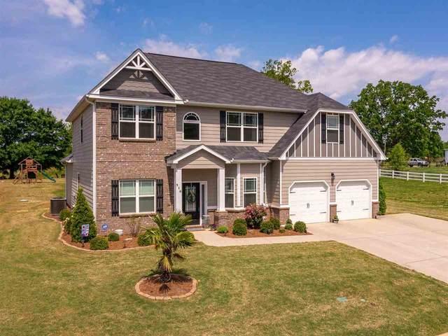518 Bennington Farms Drive, Boiling Springs, SC 29316 (#280378) :: Rupesh Patel Home Selling Team | eXp Realty