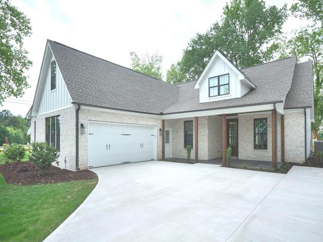 1 Masonbuilt Drive, Taylors, SC 29687 (MLS #280512) :: Prime Realty