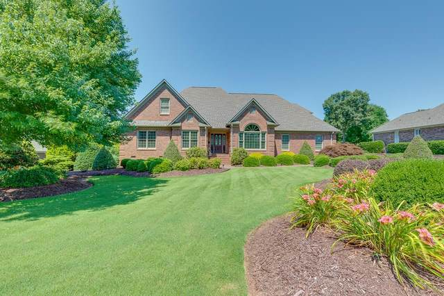 146 River Falls Drive, Duncan, SC 29334 (#281781) :: Realty ONE Group Freedom