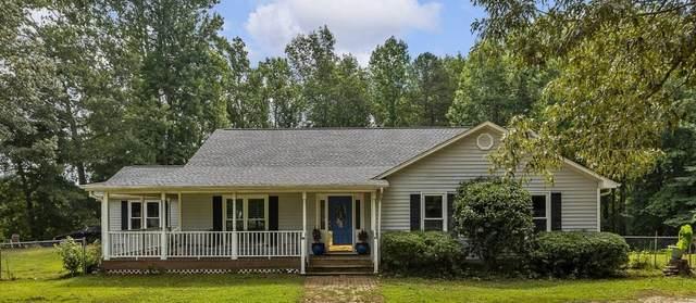 1608 Davis Rd, Woodruff, SC 29388 (#282151) :: Modern