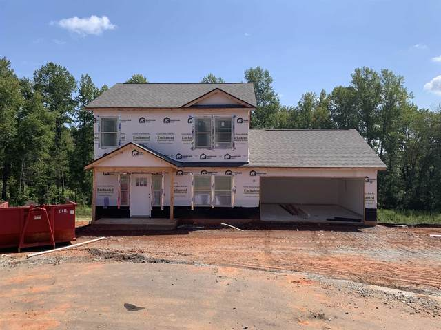 372 Long Branch Road Lot 2, Chesnee, SC 29323 (#282292) :: Modern