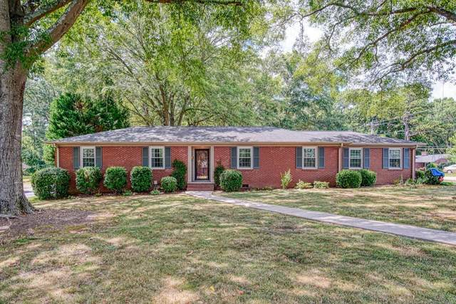 125 Henson St, Spartanburg, SC 29307 (#282322) :: Realty ONE Group Freedom