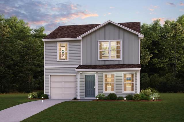 614 Farmstead Trail, Inman, SC 29349 (#282874) :: Rupesh Patel Home Selling Team   eXp Realty