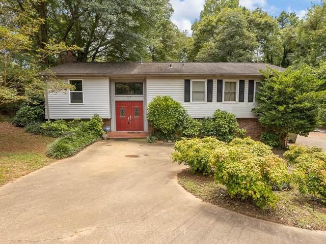 117 Crestview Drive, Gaffney, SC 29340 (#283118) :: Modern