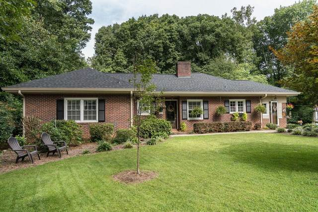 408 Forest Ave, Spartanburg, SC 29302 (#283842) :: DeYoung & Company