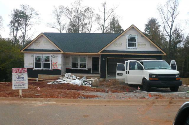 145 Harvest Ridge Drive, Inman, SC 29349 (#250643) :: Century 21 Blackwell & Co. Realty, Inc.