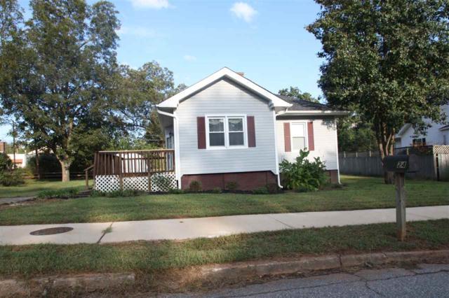 24 Crescent Street, Lyman, SC 29365 (#252696) :: Century 21 Blackwell & Co. Realty, Inc.