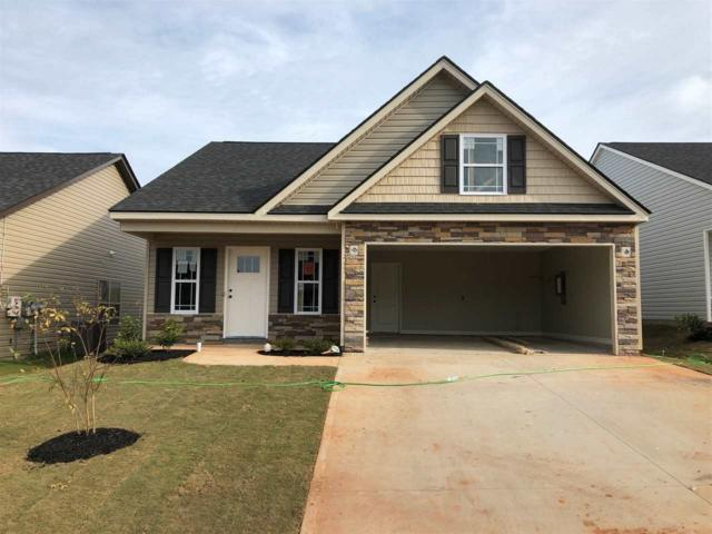 305 Evenfall Dr - Lot 98, Boiling Springs, SC 29316 (#254321) :: Century 21 Blackwell & Co. Realty, Inc.