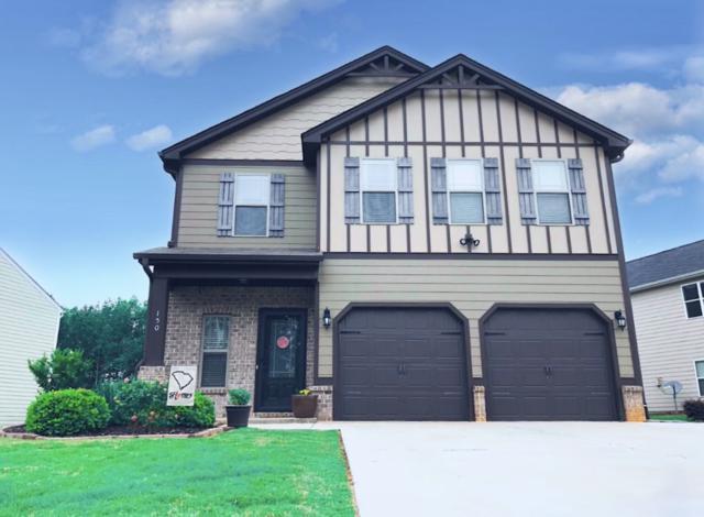 150 Heatherwood Lane, Greer, SC 29651 (#258801) :: Century 21 Blackwell & Co. Realty, Inc.