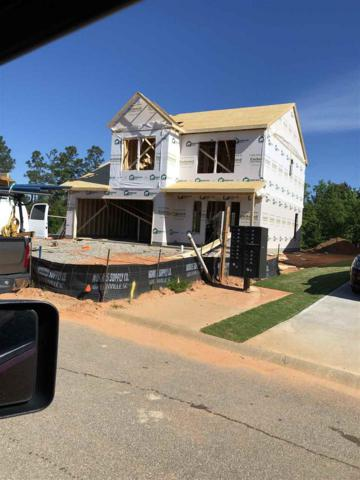 570 Ridgeville Crossing Drive Lot 41, Inman, SC 29349 (#259112) :: Century 21 Blackwell & Co. Realty, Inc.