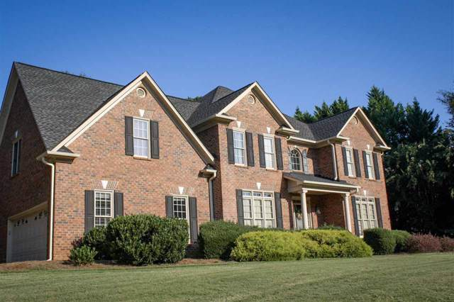 354 Hidden Creek Cir, Spartanburg, SC 29306 (#265229) :: Connie Rice and Partners