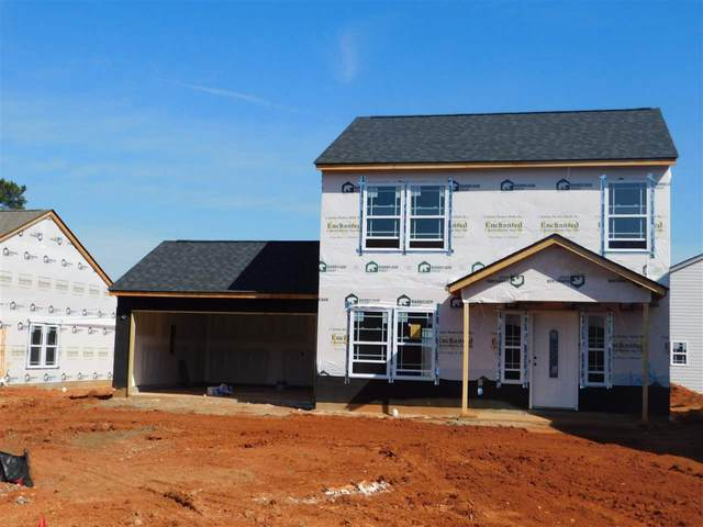 706 Silver Ridge Rd., Boiling Springs, SC 29316 (#265951) :: Century 21 Blackwell & Co. Realty, Inc.