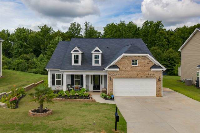 306 Autumn Glen Drive, Spartanburg, SC 29303 (MLS #272553) :: Prime Realty